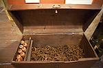 Slave Trade Leg Irons, Kura Hulunda Museum
