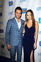 LOS ANGELES - DEC 5: Corbin Bleu, Sasha Clements at The Actors Fund's Looking Ahead Awards at the Taglyan Complex on December 5, 2017 in Los Angeles, California