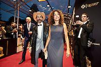 Utrecht, 25 september 2013<br /> Nederlands Film Festival 2013<br /> Openingsavond: Paula van der Oest en Guido van Gennep<br /> Foto Felix Kalkman