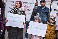 2018/01/27 Berlin | Politik | Demonstration für Familiennachzug