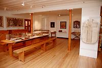 Quebec (Qc) CANADA-  file photo - Ursulines (nuns) Museum