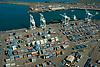 Aerial view of Portland Oakland, California