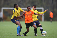 Hackney & Leyton Sunday League 29-11-15