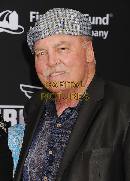HOLLYWOOD, CA- JULY 15: Actor Stacy Keach arrives at the Los Angeles premiere of Disney's 'Planes: Fire &amp; Rescue' at the El Capitan Theatre on July 15, 2014 in Hollywood, California.<br /> CAP/ROT/TM<br /> &copy;Tony Michaels/Roth Stock/Capital Pictures