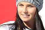Audi FIS Ski World Cup Ladies Super-G at in Cortina d'Ampezzo, on January 29, 2017. Slovenia's Ilka Stuhec wins ahead of Italy's Sofia Goggia, Anna Veith from Austria is third. The new boy friend of Lindsey Vonn, Kenan Smith, Los Angeles Rams (NFL) assistant was there. Pictured: Anna Veith