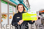 Moriarty's Shop, Ballyheigue employee, Grainne Galway was on Winning Streak and won €45,000 on the Game Show last Saturday.  Grainne is the fourth person to have bought a ticket in Moriarty's shop this year to appear in Winning Streak