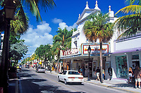 USA, Florida, Florida, Key West, Duval Street | USA, Florida, Key West, Duval Street