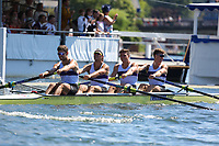 THE VISITORS' CHALLENGE CUP<br /> University of London (191)<br /> Leander Club (185)<br /> <br /> Henley Royal Regatta 2018 - Sunday<br /> <br /> To purchase this photo, or to see pricing information for Prints and Downloads, click the blue 'Add to Cart' button at the top-right of the page.