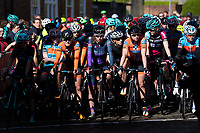 Picture by Alex Whitehead/SWpix.com - 14/05/2017 - Cycling - 2017 HSBC UK | National Women's Road Series - Lincoln Grand Prix -