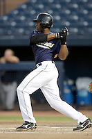 Wande Olabisi - AZL Padres (2009 Arizona League) .Photo by:  Bill Mitchell/Four Seam Images..