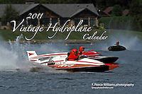 2011 Vintage Hydros Calendar