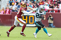 NFL: Carolina Panthers at Washington Redskins