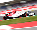 12.05.2018 Charles Leclerc (MCO) Alfa Romeo Sauber F1 Team at Formula One World Championship,  Spanish Grand Prix, Qualifying, Barcelona, Spain