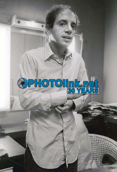 Steve Rubell at Studio 54 1977<br /> Photo By Adam Scull/PHOTOlink.net