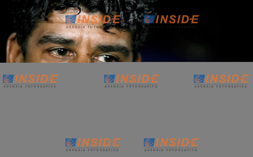 Frank Rijkaard (Barcelona) trainer<br /> <br /> Spanish &quot;La Liga&quot; 2006-07<br /> <br /> 25 Feb 2007 (Match Day 24)<br /> <br /> Barcelona - Athletic (3-0)<br /> <br /> &quot;Nou Camp&quot;-Stadium-Barcelona-Spain<br /> <br /> Photographer: Paco Serinelli INSIDE