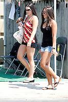 Sammi and friend pictured during filming of The Jersey Shore Show season six in Seaside Heights, New Jersey on June 28, 2012  &copy; Star Shooter / MediaPunchInc */NORTEPHOTO.COM*<br /> **SOLO*VENTA*EN*MEXICO** **CREDITO*OBLIGATORIO** *No*Venta*A*Terceros*<br /> *No*Sale*So*third* ***No*Se*Permite*Hacer Archivo***No*Sale*So*third*&Acirc;&copy;Imagenes*con derechos*de*autor&Acirc;&copy;todos*reservados*