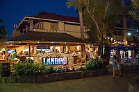 The Landing<br />