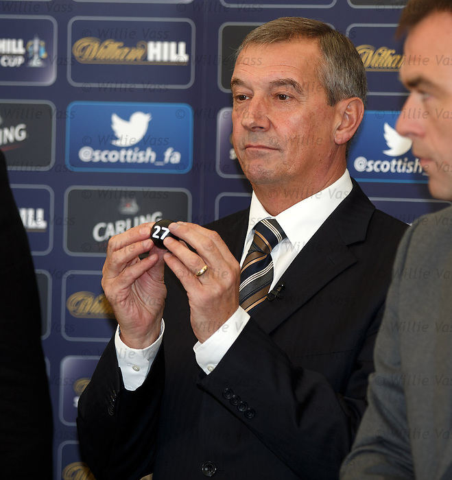 Campbell Ogilvie with Rangers ball 27 at home to Alloa Athletic