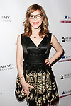 Musician Lisa Loeb attends the Recording Academy Producers & Engineers Wing event honoring Alicia Keys and Swizz Beatz at 30 Rockefeller Plaza in New York City, during Grammy Week on January 25, 2018.