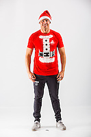 Wednesday 02 November 2016<br /> Pictured: Lee Trundle<br /> Re: Swansea City Christmas Photo shoot, Liberty Stadium, Wales, UK