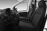 Front seat view of a 2017 Citroen Nemo Business 4 Door Car van front seat car photos