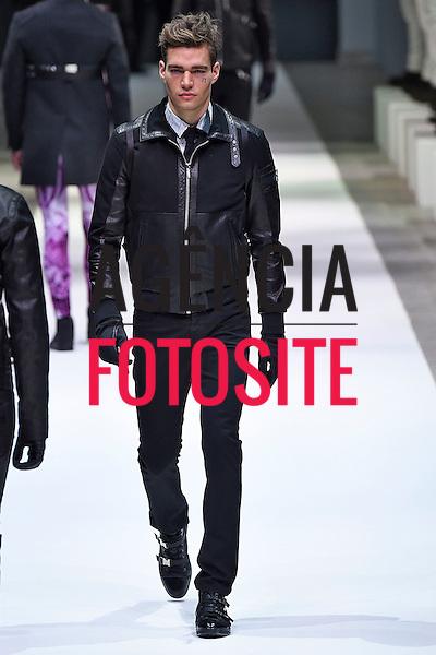 Dirk Bikkembergs<br /> <br /> Milao Masculino- Inverno 2015<br /> <br /> <br /> foto: FOTOSITE