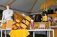 The Sixth Annual Veuve Clicquot Polo Classic on October 17, 2015 (Photo by Sandra Dimas/Guest Of A Guest)