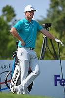 Lucas Bjerregaard (DEN) looks over his tee shot on 9 during round 3 of the WGC FedEx St. Jude Invitational, TPC Southwind, Memphis, Tennessee, USA. 7/27/2019.<br /> Picture Ken Murray / Golffile.ie<br /> <br /> All photo usage must carry mandatory copyright credit (© Golffile | Ken Murray)