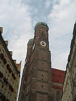 """Iconic """"Onion Towers"""" - Munich, Germany"""
