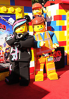 WWW.BLUESTAR-IMAGES.COM  Atmosphere at the Los Angeles premiere of 'The Lego Movie' held at Regency Village Theatre on February 1, 2014 in Westwood, California.<br /> Photo: BlueStar Images/OIC jbm1005  +44 (0)208 445 8588