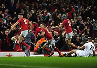 2019 02 23 Wales V England, Six nations, Principality Stadium, Cardiff, Wales, UK