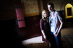Tony and Lauren