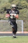 Palos Verdes, CA 09/24/10 - Ryan Sawelson (Peninsula #32)  in action during the Serra-Peninsula varsity football game at Peninsula High School