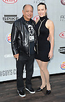 Cheech Marin and Nastasha Marin arriving at Spike TV's Guys Choice 2014 held at The Sony Pictures Studios Los Angeles, CA. June 7, 2014.