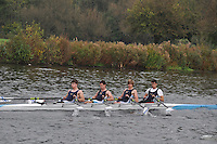 --- RDG .Reading Rowing Club Small Boats Head 2011. Tilehurst to Caversham 3,300m downstream. Sunday 16.10.2011