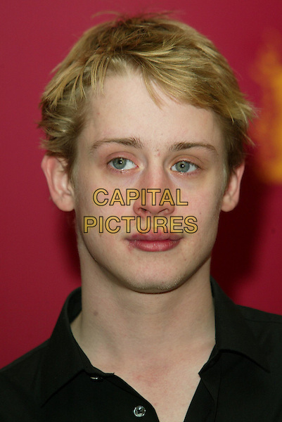 MACAULEY CULKIN.Berlin Film Festival.www.capitalpictures.com.©Capital Pictures