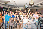 BIRTHDAY: Laura Long from Causeway seated 4th from left celebrated her 18th Birthday in The Keg Bar, Causeway with family and a lot of her friends...