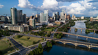 Over Austin Aerial Images - Photo Image Gallery