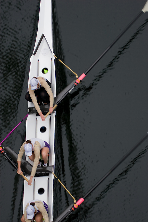 University of Washington women's rowing, Women's varsity crew,  Rowing, race, Opening Day Regatta, Seattle, Washington,