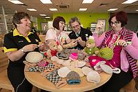 ASDA West Bridgford Nottingham knitters
