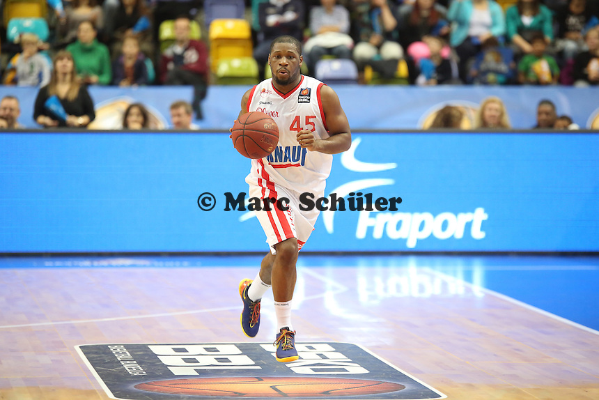 Demond Carter (Wuerzburg) - Fraport Skyliners vs. s.Oliver Baskets Würzburg, Fraport Arena Frankfurt