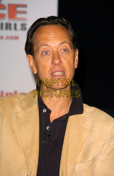 RICHARD E. GRANT.The Spice Girls Re-Union for a World Tour Press Conference, 02 Arena, London, England..June 28th, 2007.reunion headshot portrait .CAP/CAN.©Can Nguyen/Capital Pictures