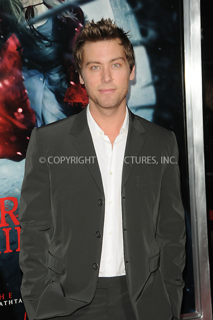 WWW.ACEPIXS.COM . . . . . ......March 7 2011, Los Angeles....Lance Bass arriving at the premiere of Warner Bros. Pictures' 'Red Riding Hood' at Grauman's Chinese Theatre on March 7, 2011 in Hollywood, California.....Please byline: PETER WEST - ACEPIXS.COM....Ace Pictures, Inc:  ..(212) 243-8787 or (646) 679 0430..e-mail: picturedesk@acepixs.com..web: http://www.acepixs.com