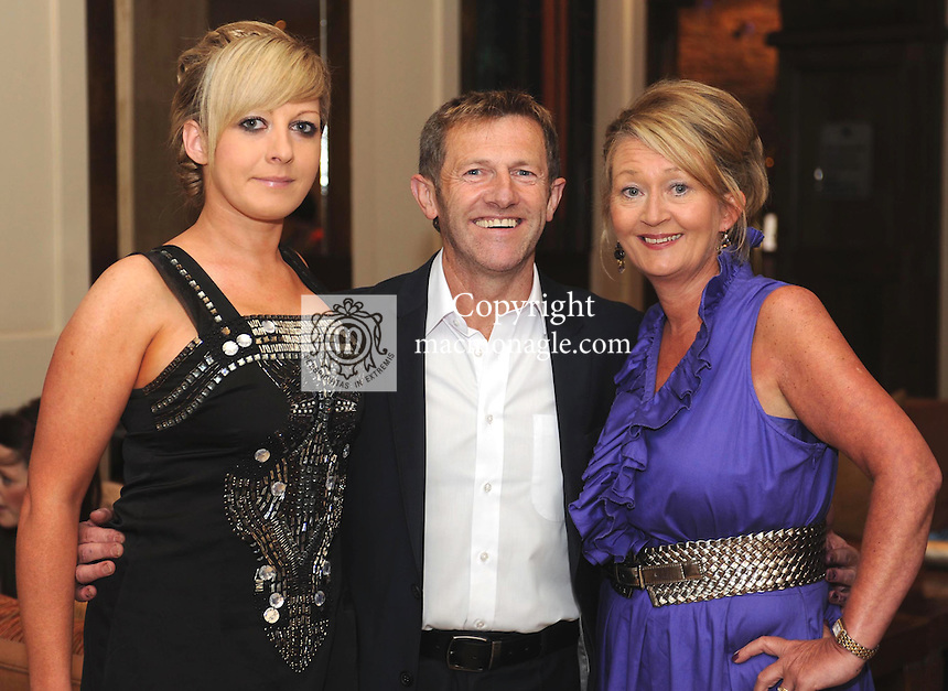 At the Red Carpet Charity Night in aid of Kerry Rape and Sexual Abuse Centre in The Brehon Hotel, Killarney, on Wednesday night were from left,  Fiona O'Connor, INEC Entertainments Manager, Pat O'Neill, Event Organiser and Vera O'Leary, Kerry Rape and Sexual Abuse Centre Manager. Picture: Eamonn Keogh (MacMonagle, Killarney)
