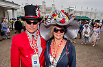 May 4, 2019 : on Kentucky Derby Day at Churchill Downs on May 4, 2019 in Louisville, Kentucky. Scott Serio/Eclipse Sportswire/CSM