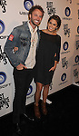 """LOS ANGELES, CA - OCTOBER 04: Paul McDonald and Nikki Reed arrive at the launch of """"Just Dance 3"""" at The Beverly on October 4, 2011 in Los Angeles, California."""