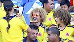 El  selecionado  de Colombia  derroto 4x0 al Se lecioando de Uruguay  en las eliminatorias rumbo al mundial Brasil 2014<br /> <br /> Carlos Valderrama