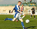 04/09/2004   Copyright Pic : James Stewart.File Name : jspa05_hamilton_v_stjohnstone.MARK BAXTER SCORES THE EQUALISER....Payments to :.James Stewart Photo Agency 19 Carronlea Drive, Falkirk. FK2 8DN      Vat Reg No. 607 6932 25.Office     : +44 (0)1324 570906     .Mobile  : +44 (0)7721 416997.Fax         :  +44 (0)1324 570906.E-mail  :  jim@jspa.co.uk.If you require further information then contact Jim Stewart on any of the numbers above.........