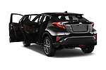 Car images of 2017 Toyota C-HR C-Show 5 Door SUV Doors