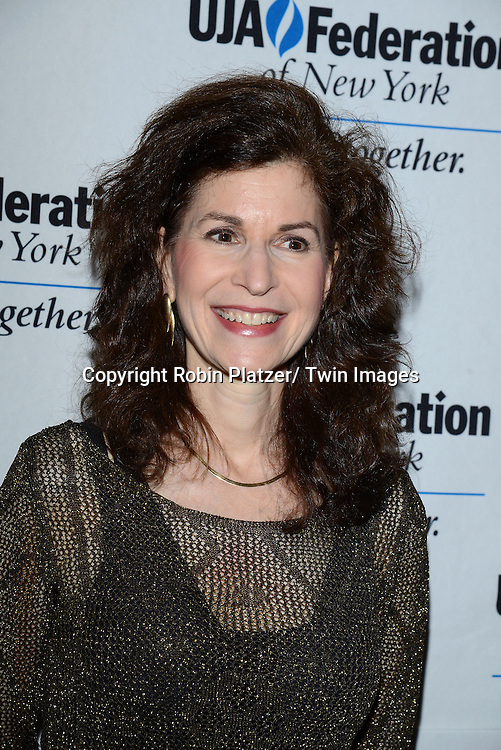 Sharon Isbin attends the UJA-Federation of New York's Music Visionary of the Year Luncheon on June 25, 2014 at the Pierre Hotel in New York City. Neil Portnow, President/CEO of the Recording Academy was the honoree.